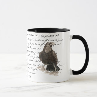 Halloween, Edgar Allen Poe, Raven, plus jamais Mug