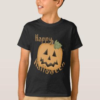 Halloween heureux Jack de sourire O'Lantern T-shirt