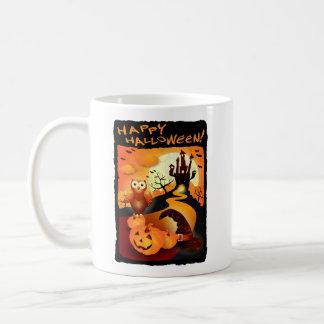 Halloween heureux ! mug