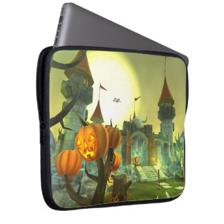 Halloween nightmare protection pour ordinateur portable