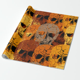 Halloween Papier Cadeau