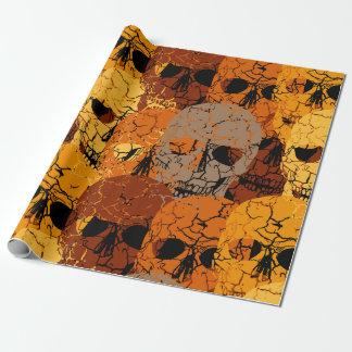 Halloween Papier Cadeau Noël