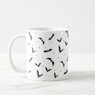 Halloween timbré mug