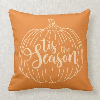 Halloween Tis le carreau de la saison | Coussin