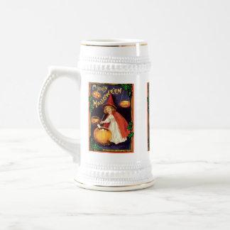Halloween vintage tasses à café
