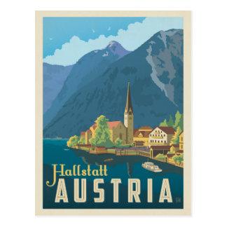Hallstatt, Autriche Carte Postale