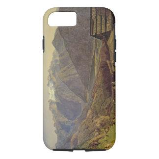 Hallstatter-Voyez (huile sur la toile) Coque iPhone 7