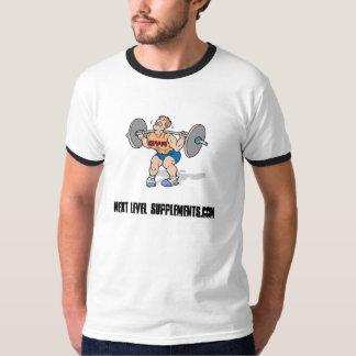 haltérophilie prochain Supplements.com de niveau T-shirts
