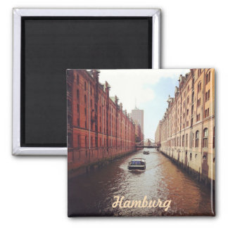 Hambourg Aimant