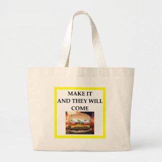 hamburger grand sac