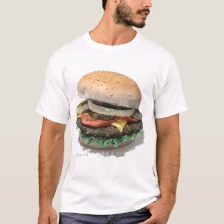 Hamburger parfait t-shirt