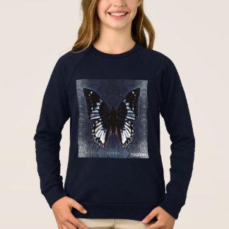 HAMbWG - le T-shirt des enfants - papillon de