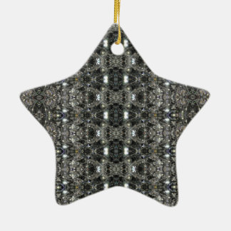 HAMbWG - ornement d'étoile - diamants