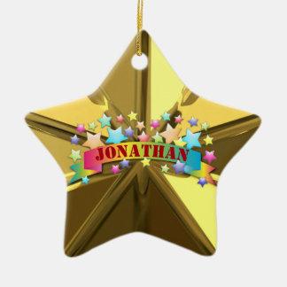HAMbWG - ornement - en forme d'étoile -