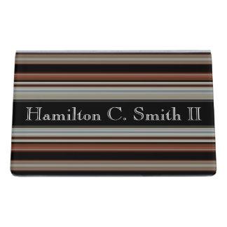 HAMbWG - porte-cartes de carte de visite -