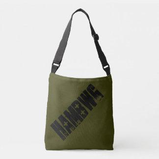 HAMbWG - sac fourre-tout - logo noir de HAMbWG