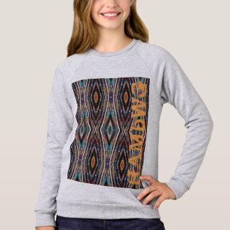 HAMbWG - sweat shirt - corde hippie Dsgn
