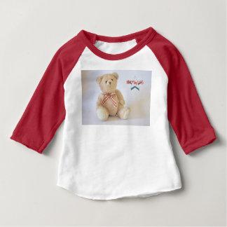 HAMbyWG 3/4 T-shirt de douille - ours de nounours