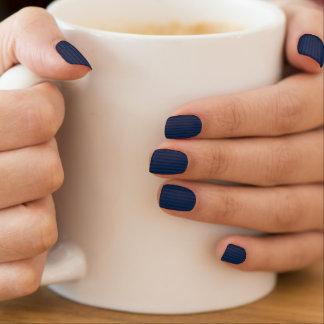 HAMbyWG - décalques de clou - bleu de saphir Stickers Pour Ongles