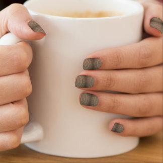 HAMbyWG - décalques de clou - mandalas bronzages Stickers Pour Ongles