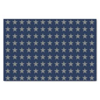 HAMbyWG - papier de soie de soie - étoiles sur