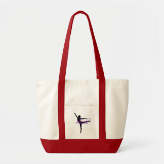HAMbyWG - sac fourre-tout à toile - danseur