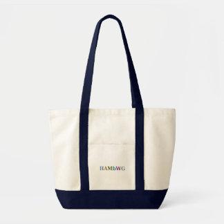 HAMbyWG - sac fourre-tout - logo de HAMbWG