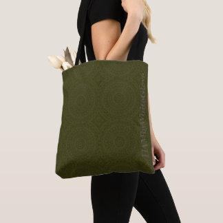 HAMbyWG - sacs fourre-tout - olive et gris de Boho