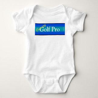 HAMbyWG - T-shirt de bébé - futur professionnel de