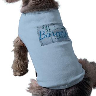 HAMbyWG - T-shirts de chien - affligé T-shirt Pour Chien