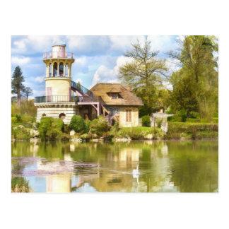Hamlet de la Reine, Versailles, France, carte Carte Postale