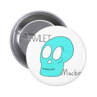 Hamlet Macbeth Badges