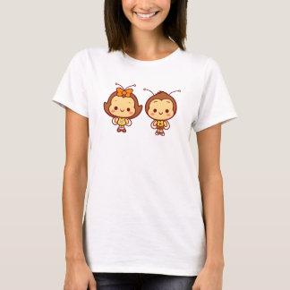 Hana et T-shirt de Hachi