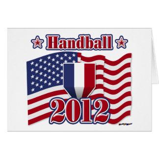 Handball 2012 cartes
