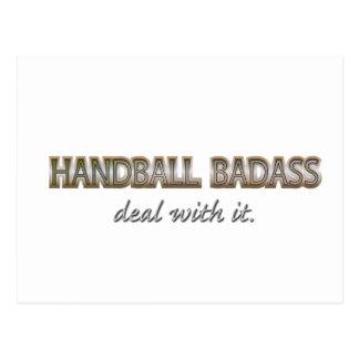 HANDBALL CARTE POSTALE