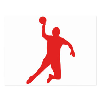 Handball Cartes Postales