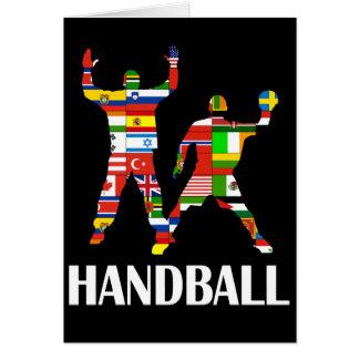 Handball Cartes