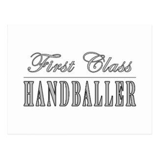 Handball et Handballers : Première classe Cartes Postales