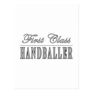 Handball et Handballers : Première classe Handball