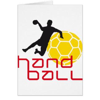 Handball I 3c Cartes De Vœux