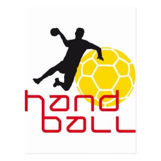 Handball I 3c Cartes Postales