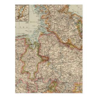 Hannovre, Schleswig-Holstein Carte Postale