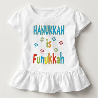 """""""Hanoukka est T-shirt de ruche de FILLES de"""