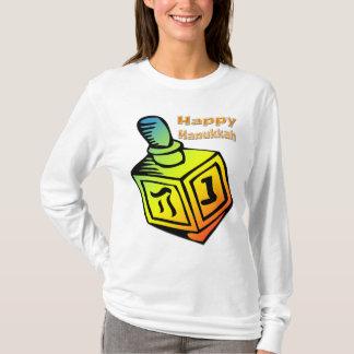 Hanoukka heureux - chemise de Dreidel T-shirt