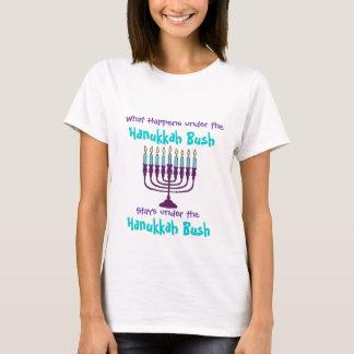 Hanoukka Menorah T-shirt