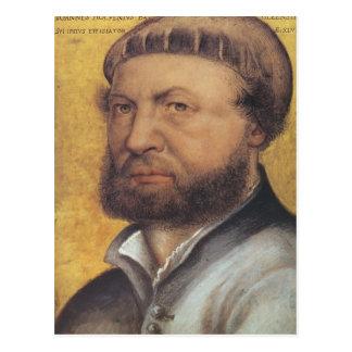 Hans Holbein l'autoportrait plus jeune Carte Postale