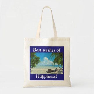 Happiness Sac De Toile
