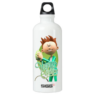 Happy Easter Toon SIGG Traveler 0.6L Water Bottle
