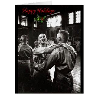 Happy Holidays Cartes De Vœux