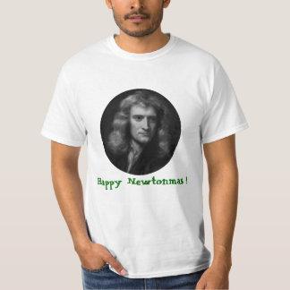 Happy Newtonmas ! T-shirt